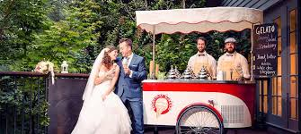 Bianco Latte wedding catering