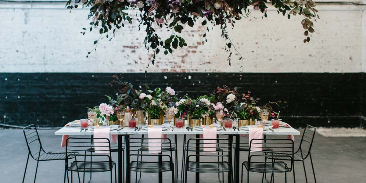 Mint and Mingle wedding catering