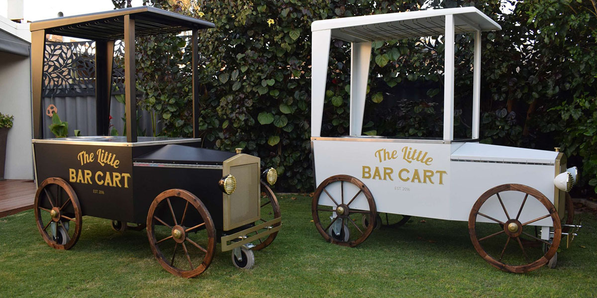 The Little Bar Cart Melbourne catering